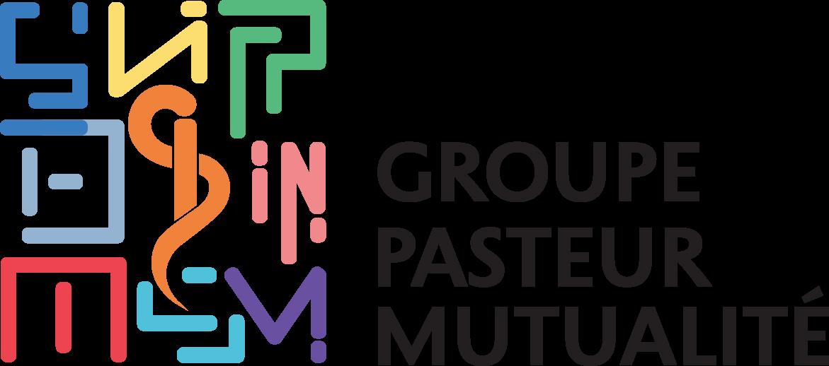 Logo Groupe Pasteur Mutualité